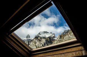 Vistas desde la habitación Casiano de Prado