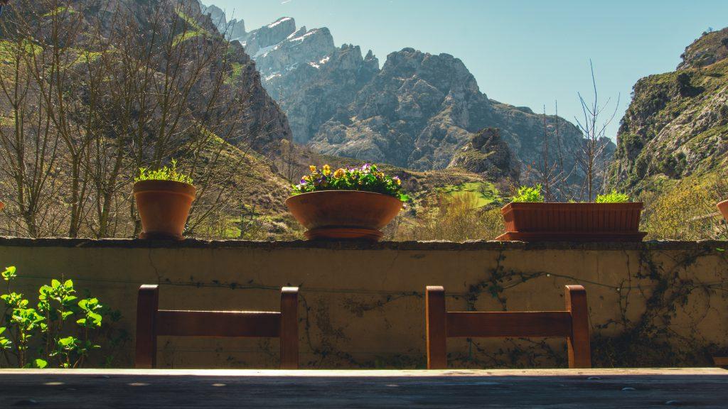 Terraza. Foto Adrián Baena.