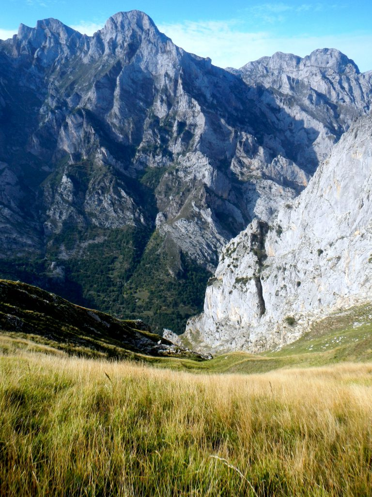 Inmejorable vistas del Jultayo y su caída hasta Caín