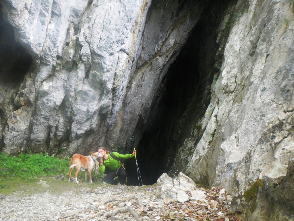 Cueva de Santibaña o del queso
