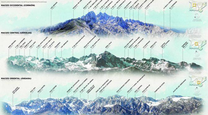 Guapo artículo sobre Picos de Europa en el Diario Montañés