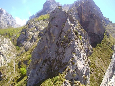Vía Ferrata de Cordiñanes